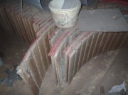 Silo typu Kongskilde kornsiloer ca 300 tdr., Gebrauchtmaschine w Egtved