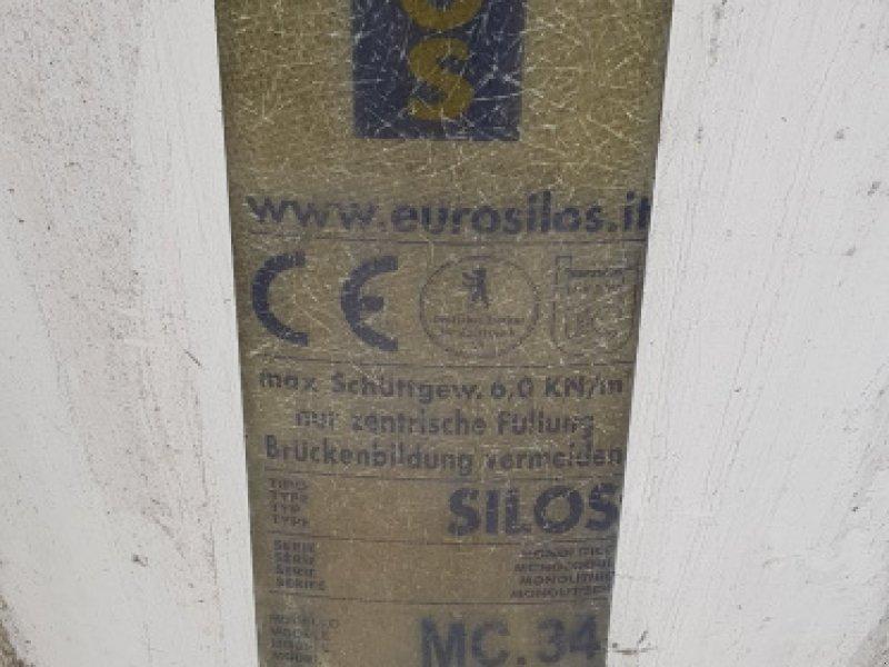 Silo des Typs Neuero Eurosilo MC.34, Neumaschine in Albaching (Bild 4)