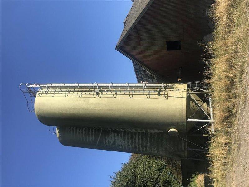 Silo des Typs Sonstige 100 m3 Med mandeluge,  2 stk., Gebrauchtmaschine in Egtved (Bild 1)