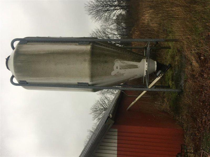Silo des Typs Sonstige 12 ton, glasfiber, Gebrauchtmaschine in Egtved (Bild 1)