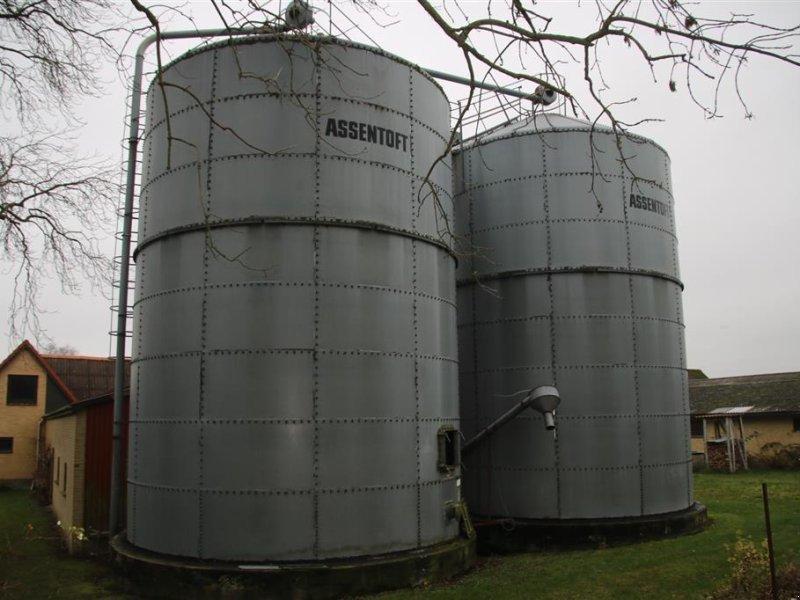 Silo des Typs Sonstige 2 siloer med bundsnegle, Gebrauchtmaschine in Høng (Bild 1)