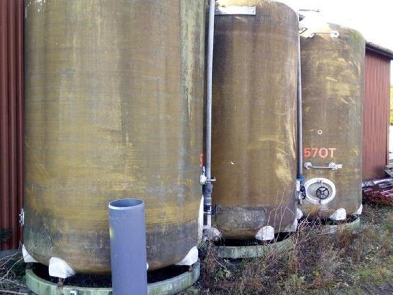 Silo des Typs Sonstige Glasfibertanke 10m3, Gebrauchtmaschine in Egtved (Bild 1)