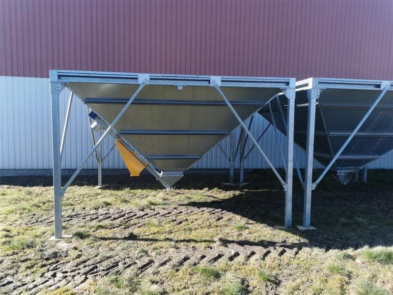 Silo типа Sonstige Orla Hansen siloer ca. 19,8 Tons 3,55 x 3,55, Gebrauchtmaschine в Egtved (Фотография 1)