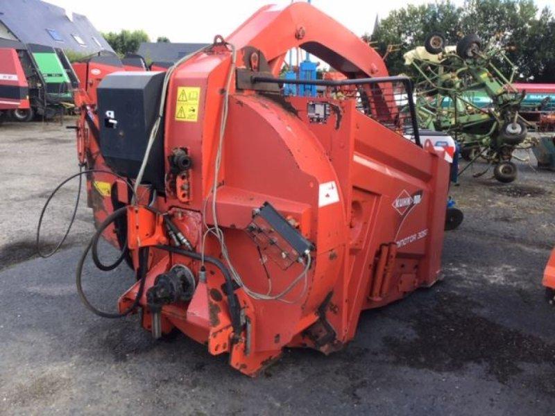 Siloentnahmegerät & Verteilgerät des Typs Audureau MINOTOR3050P, Gebrauchtmaschine in les hayons (Bild 1)