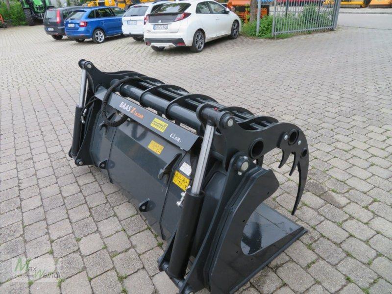 Siloentnahmegerät & Verteilgerät des Typs Baas Silagezange, Neumaschine in Markt Schwaben (Bild 2)