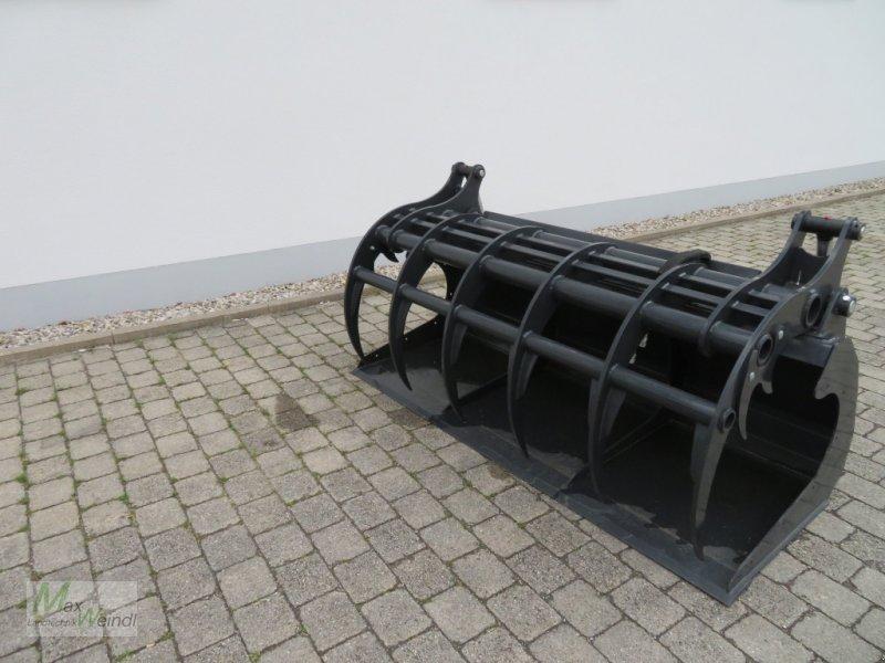 Siloentnahmegerät & Verteilgerät des Typs Baas Silagezange, Neumaschine in Markt Schwaben (Bild 4)