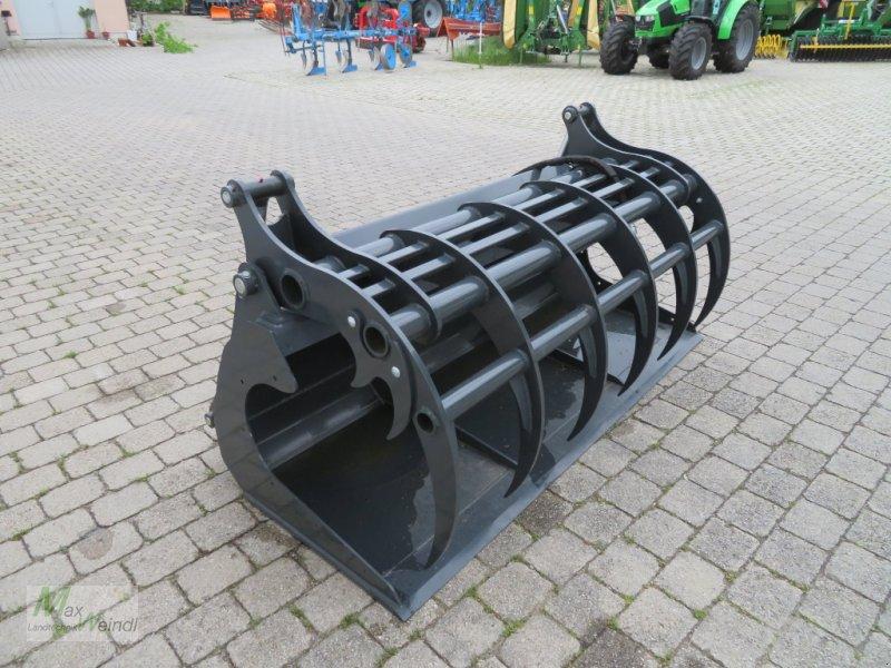 Siloentnahmegerät & Verteilgerät des Typs Baas Silagezange, Neumaschine in Markt Schwaben (Bild 5)