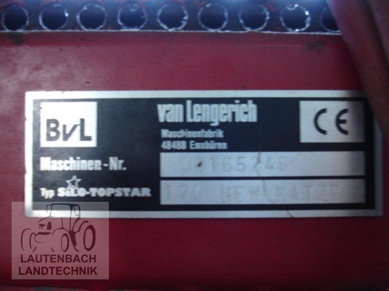 Siloentnahmegerät & Verteilgerät des Typs BVL Topstar 170 HEW, Gebrauchtmaschine in Rollshausen (Bild 4)