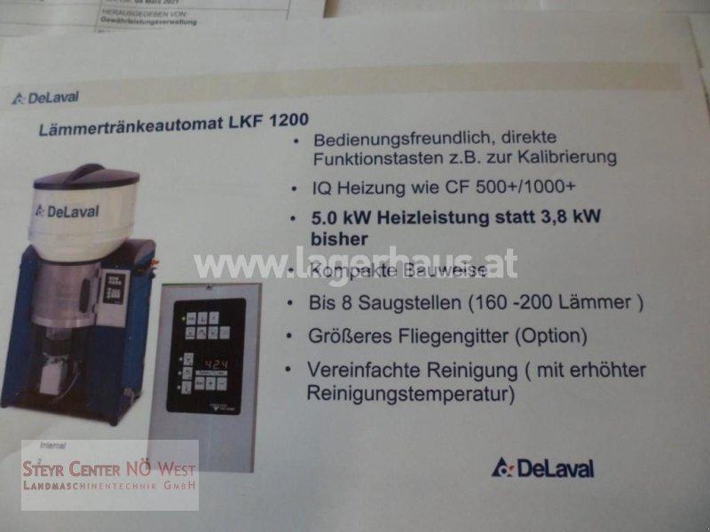 Siloentnahmegerät & Verteilgerät typu De Laval LÄMMERTRÄNKEAUTOMAT LKF 1200, Gebrauchtmaschine w Purgstall (Zdjęcie 1)