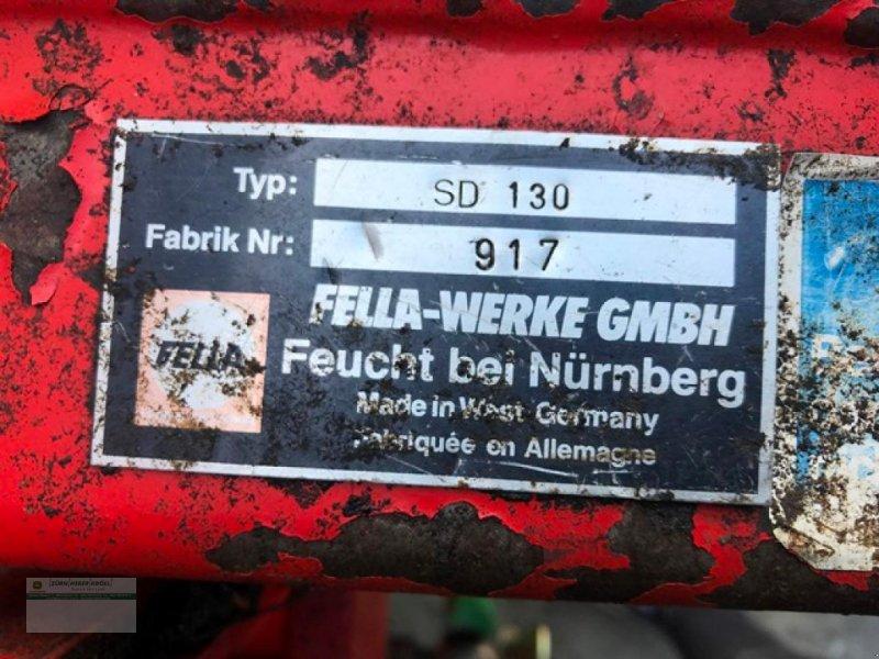 Siloentnahmegerät & Verteilgerät des Typs Fella SD130 Blockschneider, Gebrauchtmaschine in Kanzach (Bild 3)