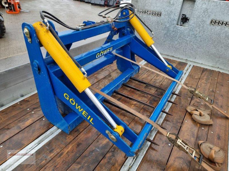 Siloentnahmegerät & Verteilgerät des Typs Göweil RBS Rundballenschneider komplett neuwertig, Gebrauchtmaschine in Tarsdorf (Bild 1)