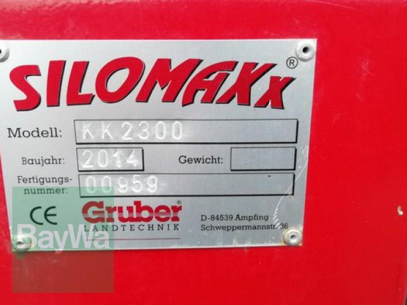 Siloentnahmegerät & Verteilgerät des Typs Gruber Silomax Kippreißkamm KK 2300, Gebrauchtmaschine in Furth im Wald (Bild 4)