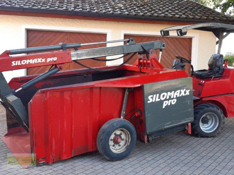 Siloentnahmegerät & Verteilgerät des Typs Gruber Silomaxx Pro 4000 Selbstfahrer Silokamm, Gebrauchtmaschine in Falkenstein (Bild 1)
