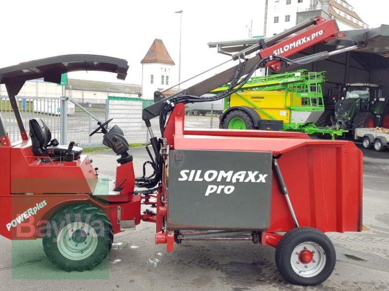 Siloentnahmegerät & Verteilgerät des Typs Gruber Silomaxx SVT 3545 W, Gebrauchtmaschine in Bamberg (Bild 1)
