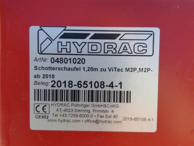 Siloentnahmegerät & Verteilgerät des Typs Hydrac Schotterschaufel 1,2m, Gebrauchtmaschine in Bruck (Bild 2)