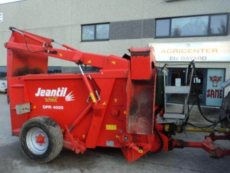 Siloentnahmegerät & Verteilgerät a típus Jeantil DPR 4000, Gebrauchtmaschine ekkor: MOULLE (Kép 1)