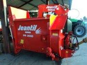 Jeantil PR 2000 GT Устройства для выемки и раздачи силоса