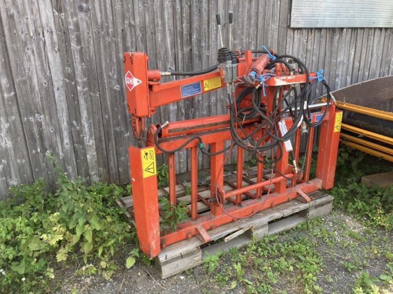 Siloentnahmegerät & Verteilgerät des Typs Kuhn 1201, Gebrauchtmaschine in Villach (Bild 1)