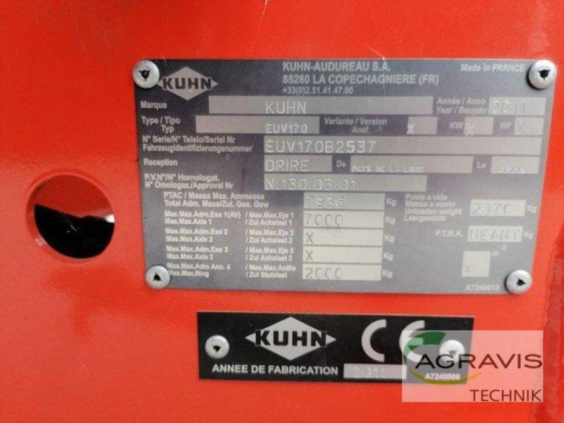 Siloentnahmegerät & Verteilgerät des Typs Kuhn EUROMIX I 1270, Gebrauchtmaschine in Gyhum-Nartum (Bild 3)