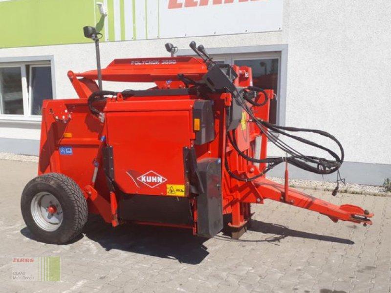 Siloentnahmegerät & Verteilgerät des Typs Kuhn POLYCROK 3850, Gebrauchtmaschine in Aurach (Bild 2)