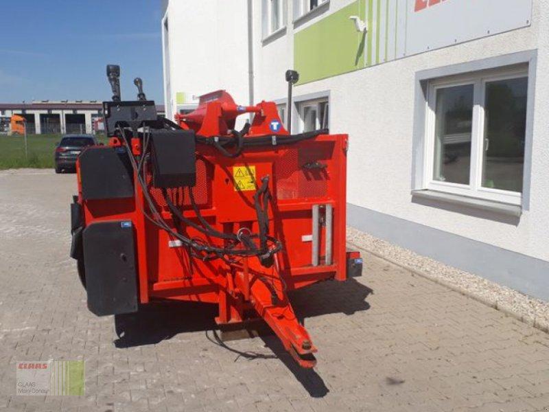 Siloentnahmegerät & Verteilgerät des Typs Kuhn POLYCROK 3850, Gebrauchtmaschine in Aurach (Bild 1)