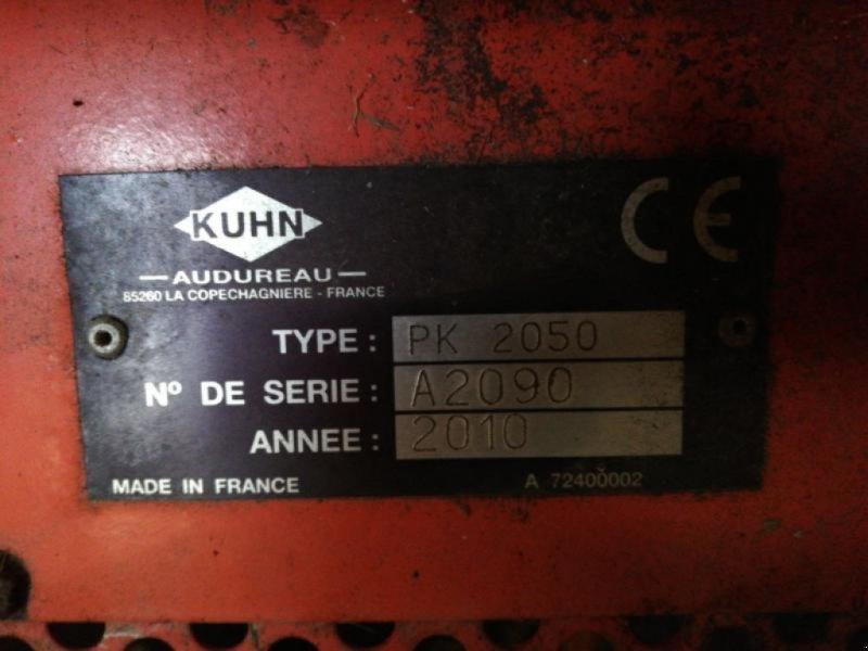 Siloentnahmegerät & Verteilgerät des Typs Kuhn POLYCROK2050, Gebrauchtmaschine in ANTIGNY (Bild 4)