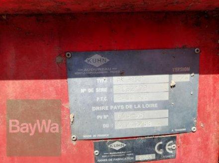 Siloentnahmegerät & Verteilgerät des Typs Kuhn REIßKAMM PK 3850, Gebrauchtmaschine in Furth im Wald (Bild 3)