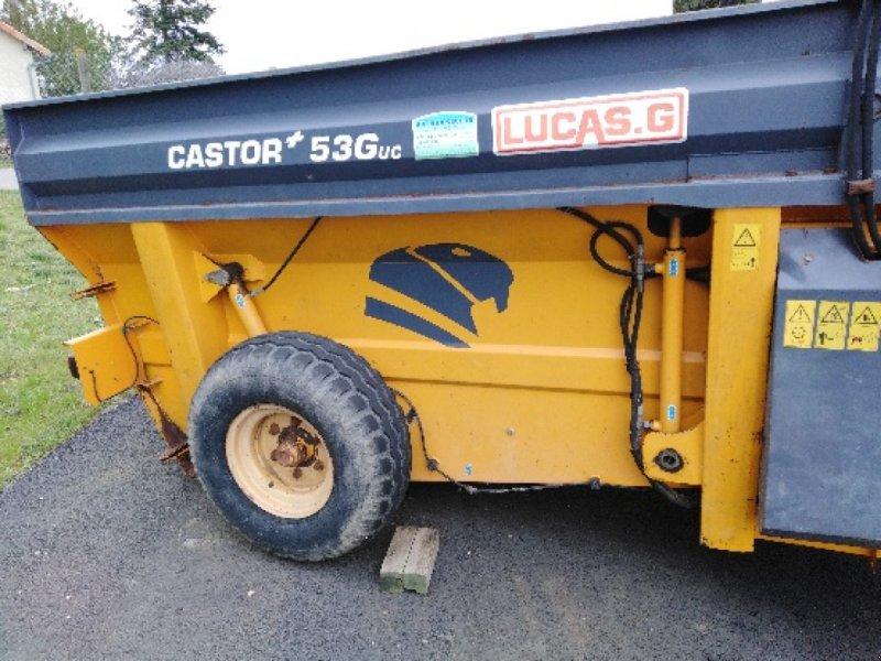 Siloentnahmegerät & Verteilgerät des Typs Lucas CASTOR, Gebrauchtmaschine in SAINT GENEST D'AMBIERE (Bild 1)