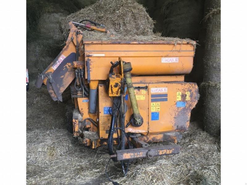 Siloentnahmegerät & Verteilgerät des Typs Lucas HULOTTE 45, Gebrauchtmaschine in VESOUL (Bild 1)