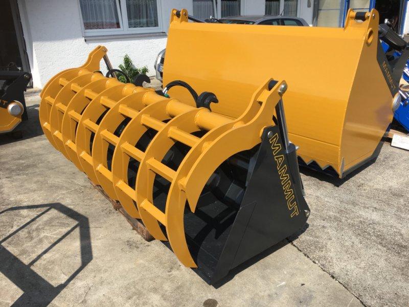 Siloentnahmegerät & Verteilgerät типа Mammut ‼️SG 260P Premium‼️1,45 Kubik‼️2,60m breit‼️780 kg schwer‼️, Neumaschine в Amerbach (Фотография 1)