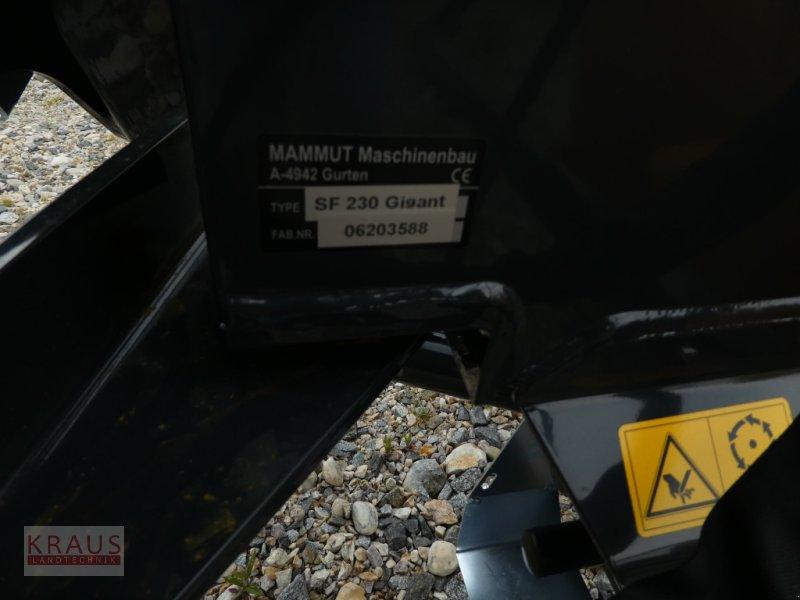Siloentnahmegerät & Verteilgerät типа Mammut GIGANT SF 230, Neumaschine в Geiersthal (Фотография 3)
