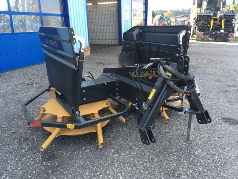 Siloentnahmegerät & Verteilgerät des Typs Mammut Kreisel Siloverteiler Hurricane 2, Gebrauchtmaschine in Villach (Bild 1)