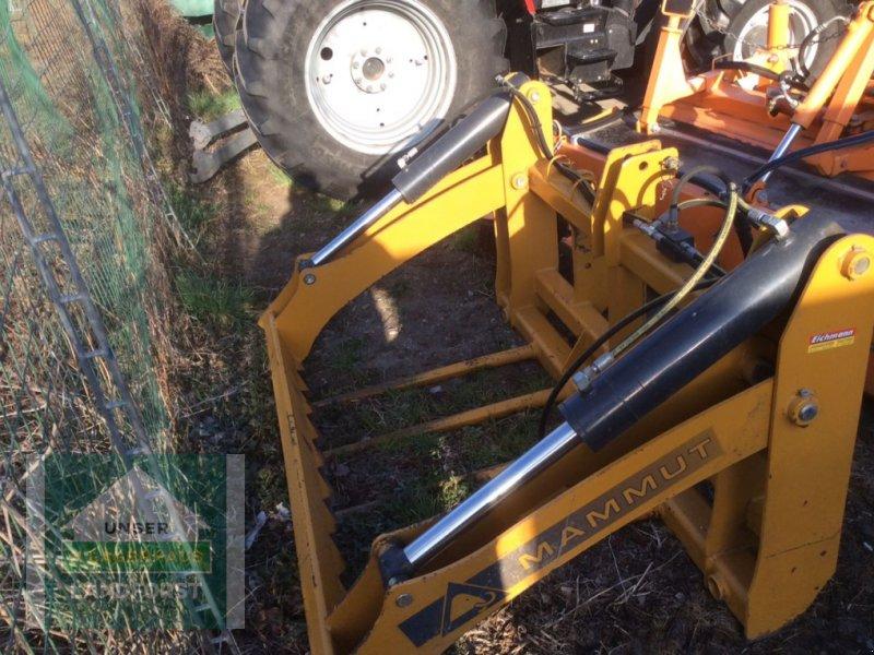 Siloentnahmegerät & Verteilgerät типа Mammut Power Cut, Gebrauchtmaschine в Murau (Фотография 2)