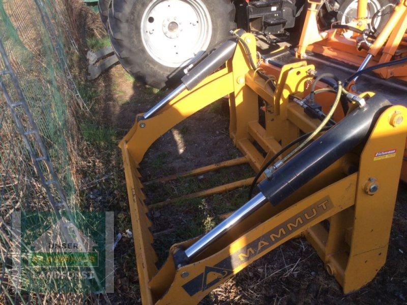 Siloentnahmegerät & Verteilgerät типа Mammut Power Cut, Gebrauchtmaschine в Murau (Фотография 1)