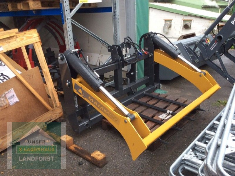 Siloentnahmegerät & Verteilgerät типа Mammut Power Cut, Neumaschine в Murau (Фотография 1)