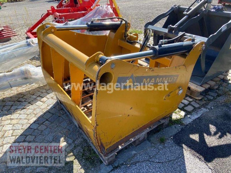 Siloentnahmegerät & Verteilgerät типа Mammut SC 120 N WEIDEMANN-A, Gebrauchtmaschine в Gmünd (Фотография 1)