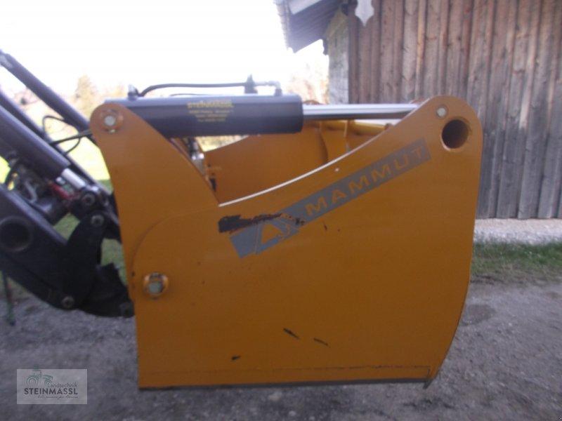Siloentnahmegerät & Verteilgerät des Typs Mammut SC 170 M, Gebrauchtmaschine in Petting (Bild 1)