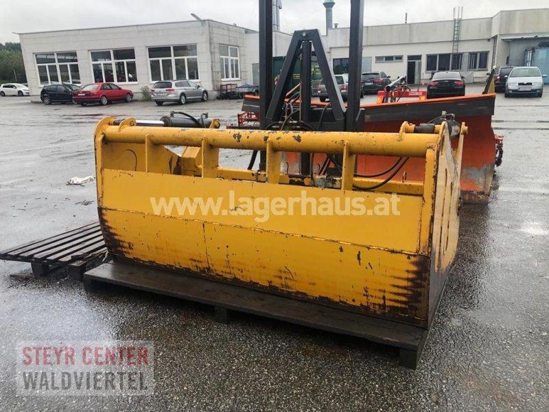 Siloentnahmegerät & Verteilgerät типа Mammut SC 220 M, Gebrauchtmaschine в Gmünd (Фотография 1)