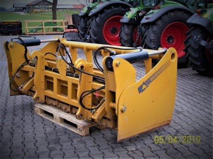 Siloentnahmegerät & Verteilgerät des Typs Mammut SC  240 M hydr. Abschieber, Gebrauchtmaschine in Murnau (Bild 1)