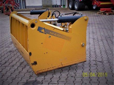 Siloentnahmegerät & Verteilgerät des Typs Mammut SC  240 M hydr. Abschieber, Gebrauchtmaschine in Murnau (Bild 5)
