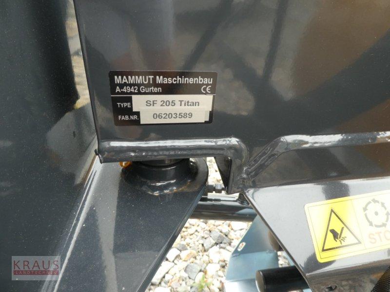 Siloentnahmegerät & Verteilgerät типа Mammut SF 205 TITAN, Neumaschine в Geiersthal (Фотография 3)