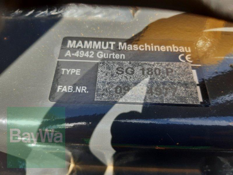 Siloentnahmegerät & Verteilgerät des Typs Mammut SG 180 P, Neumaschine in Wielenbach (Bild 3)