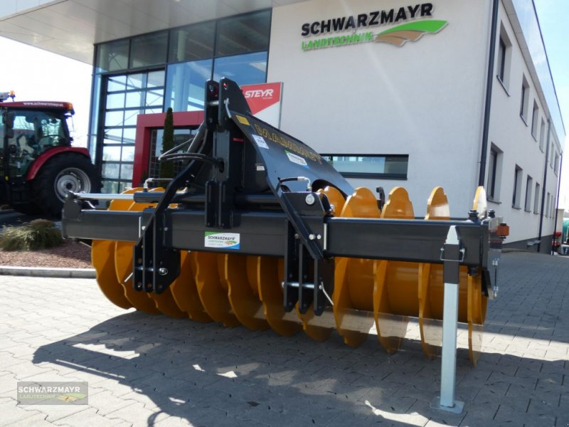 Siloentnahmegerät & Verteilgerät typu Mammut SK 250H Silowalze, Neumaschine w Aurolzmünster (Zdjęcie 1)