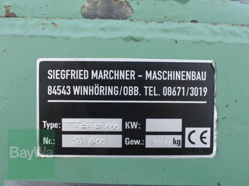 Siloentnahmegerät & Verteilgerät des Typs Marchner SILOFRÄSE MFSF-SR-3000, Gebrauchtmaschine in Straubing (Bild 7)