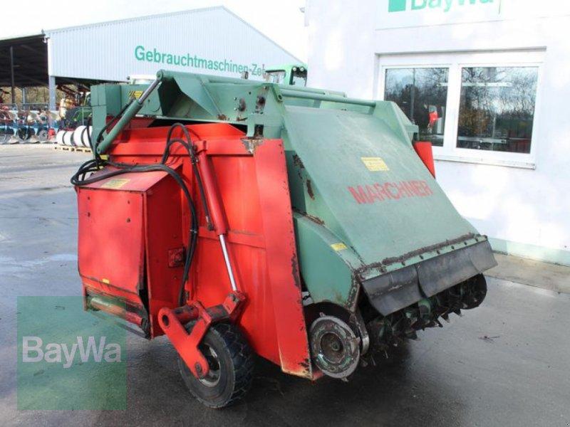 Siloentnahmegerät & Verteilgerät des Typs Marchner SILOFRÄSE MFSF-SR-3000, Gebrauchtmaschine in Straubing (Bild 3)