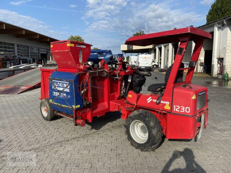 Siloentnahmegerät & Verteilgerät типа Mayer Siloking DA 4200 SF, Gebrauchtmaschine в Burgkirchen (Фотография 1)