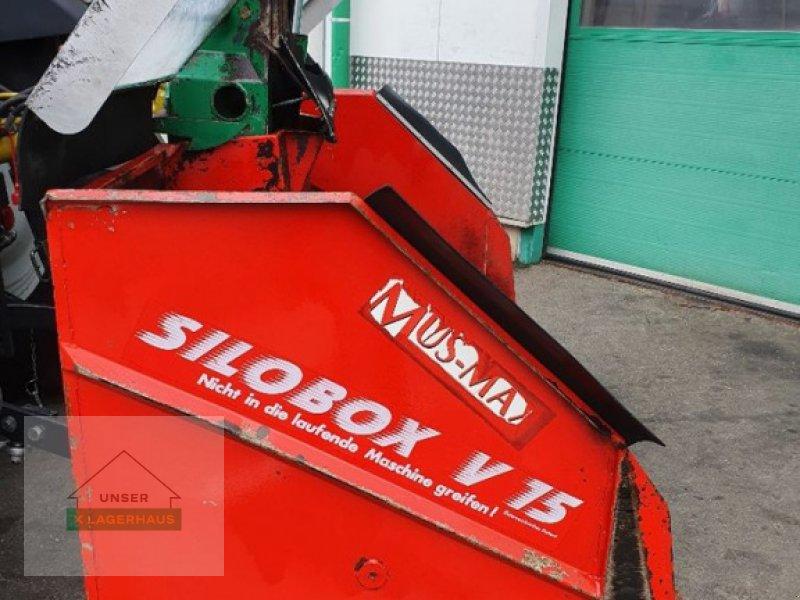 Siloentnahmegerät & Verteilgerät des Typs MUS MAX V15, Gebrauchtmaschine in St. Michael (Bild 6)