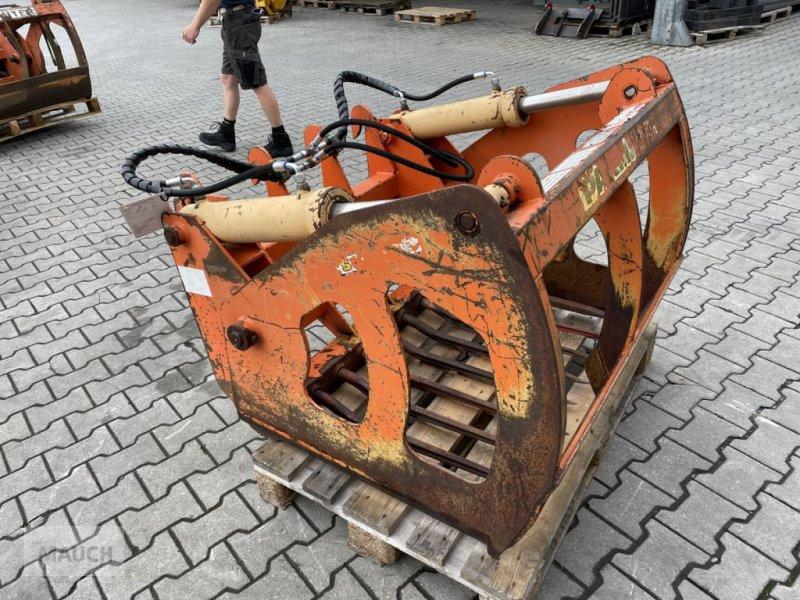 Siloentnahmegerät & Verteilgerät des Typs Parmiter Silozange 1,0m mit Weidemann MV 2 Zylinder, Gebrauchtmaschine in Burgkirchen (Bild 1)
