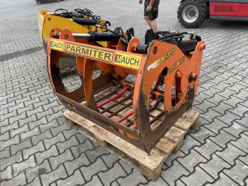 Siloentnahmegerät & Verteilgerät des Typs Parmiter Silozange ca 1,0m mit Weidemann MV, Gebrauchtmaschine in Burgkirchen (Bild 1)