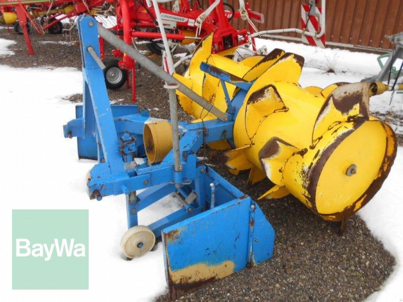 Siloentnahmegerät & Verteilgerät des Typs Reck PLANTAR 175, Gebrauchtmaschine in Mindelheim (Bild 4)